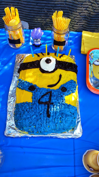 Minion Mania Party fun fierce mama