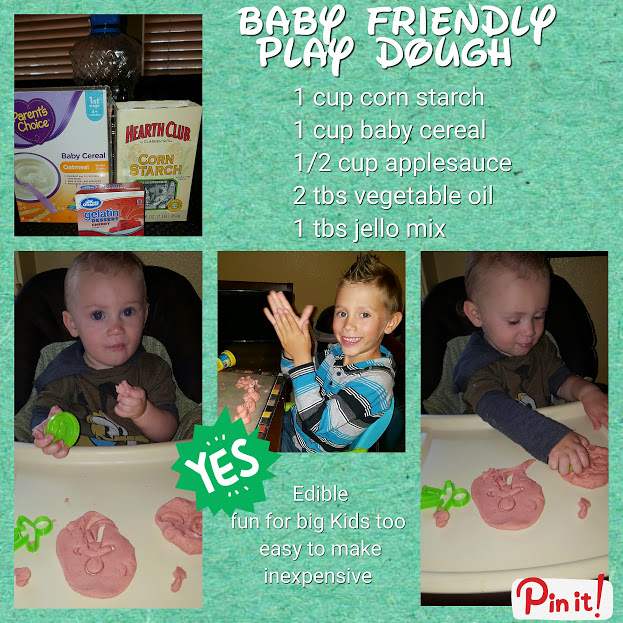 BABY PLAY DOUGH